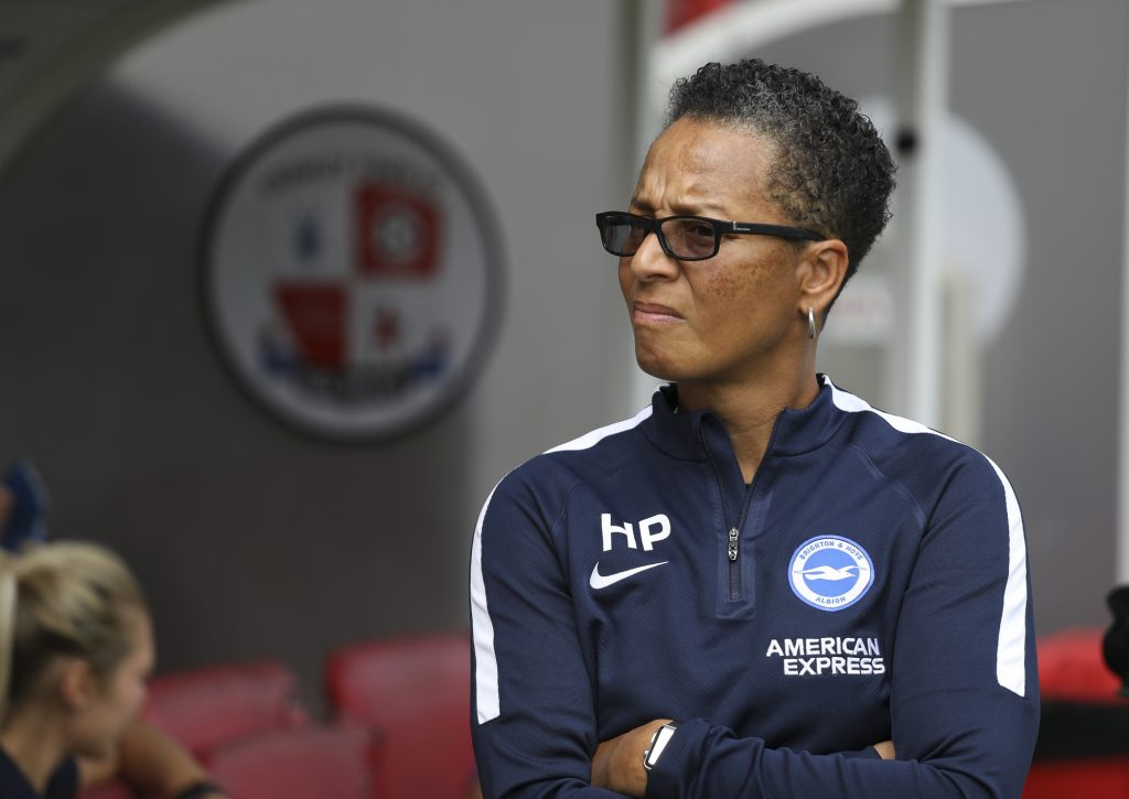 'Something has to be done about it' Brighton boss Powell comments on social media abuse