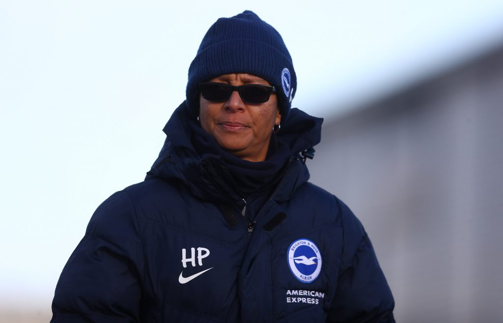 'They're throwing absolutely everything at it' – Brighton boss Powell on Bristol City test
