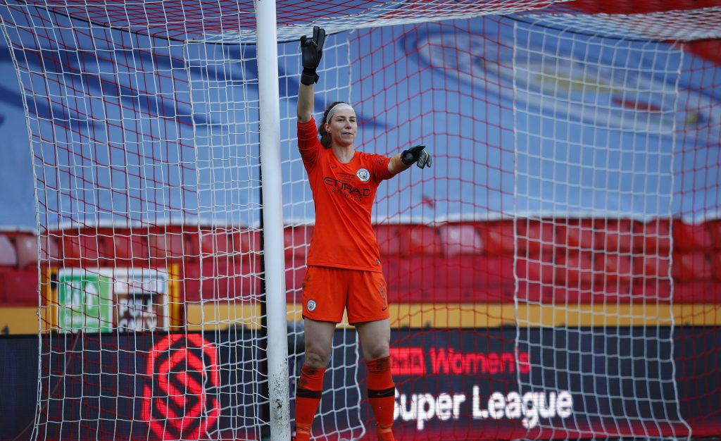 Manchester City goalkeeper Karen Bardsley joins NWSL side OL Reign on loan