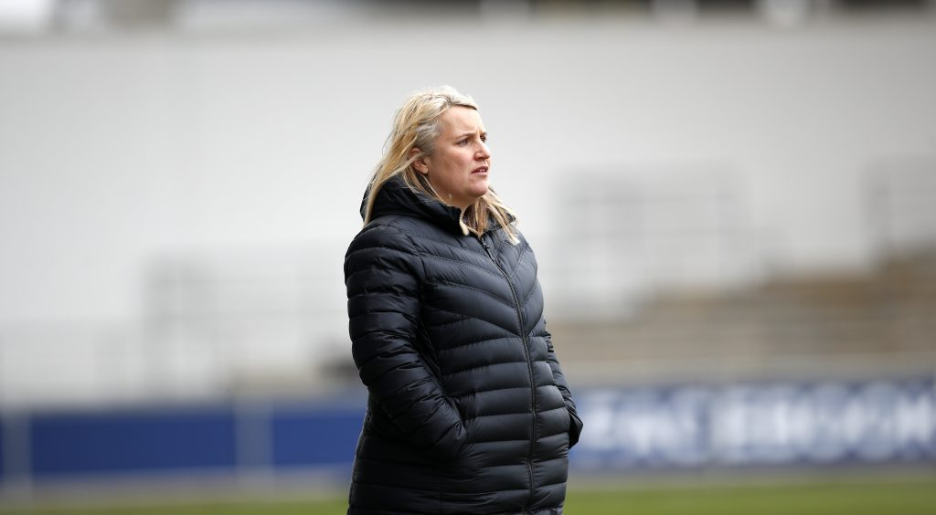 'We've closed the gap' – Chelsea boss Emma Hayes on first leg victory over VfL Wolfsburg