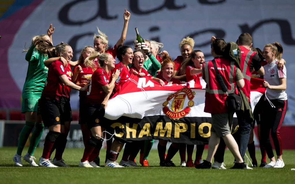 Traveller's Tales – On the road following Manchester United Women