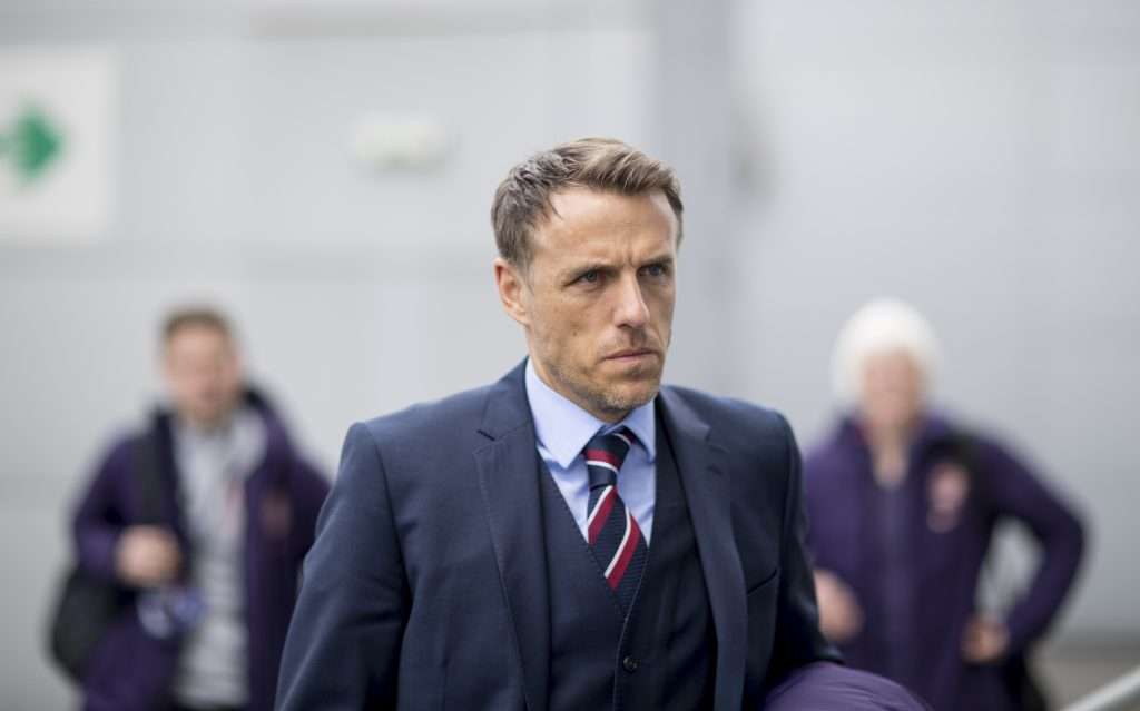 'The buck has to start and finish with me' admits Neville following Lionesses loss
