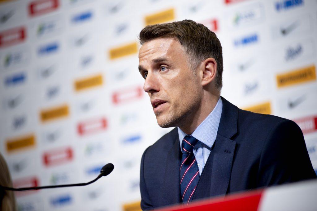 Denmark better than some group opponents says England boss Neville