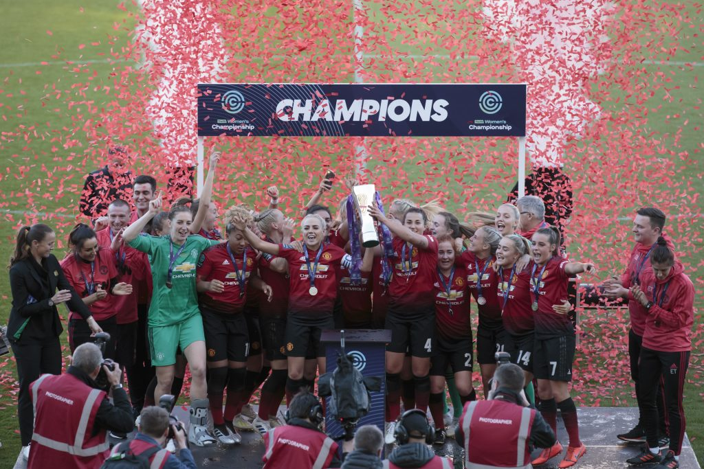 Does going full-time guarantee FA Women's Championship success?