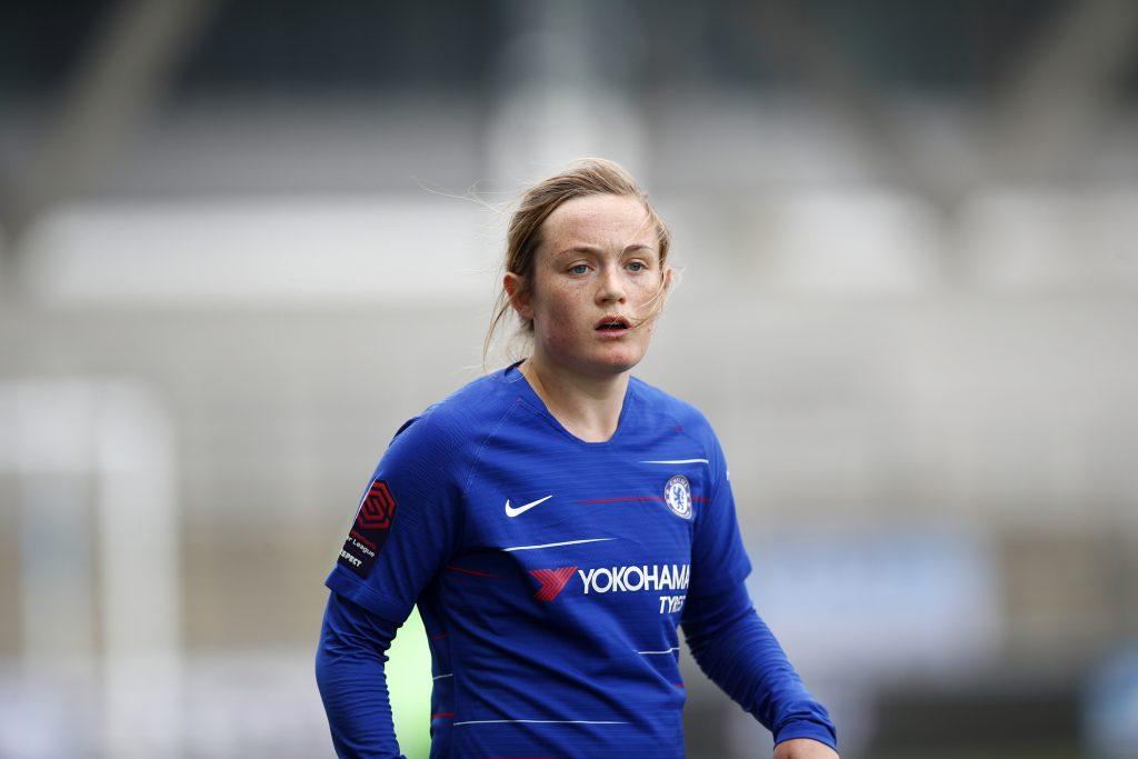 Scottish midfielder Cuthbert signs new Chelsea deal