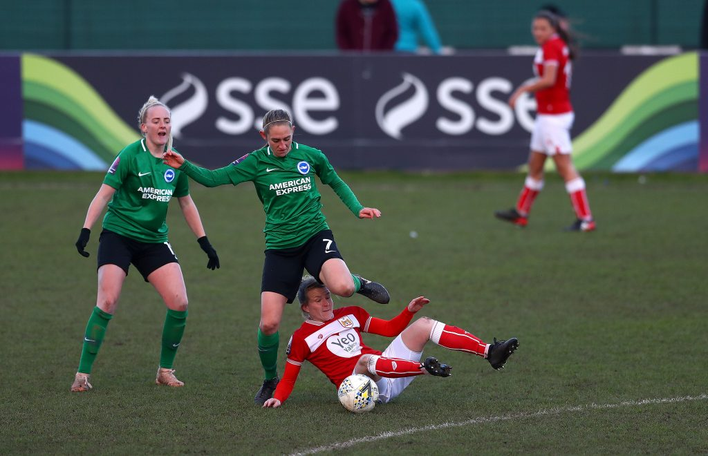 Albion thump Palace to start FAWSL preparations with a bang