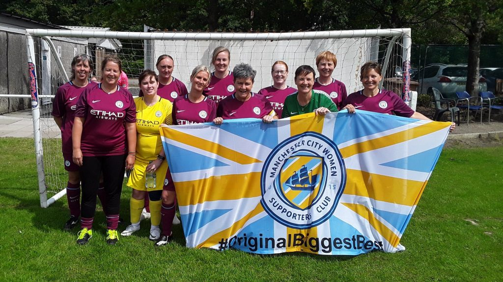 WEEKLY UPDATE: Manchester City Women Official Supporters' Club #12