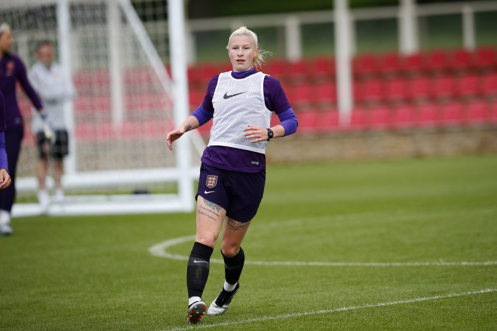 Four debutants named in Lionesses squad for upcoming friendlies