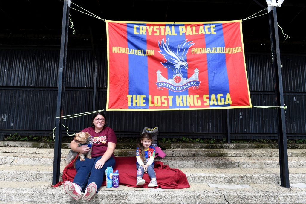 New deals for five Crystal Palace players