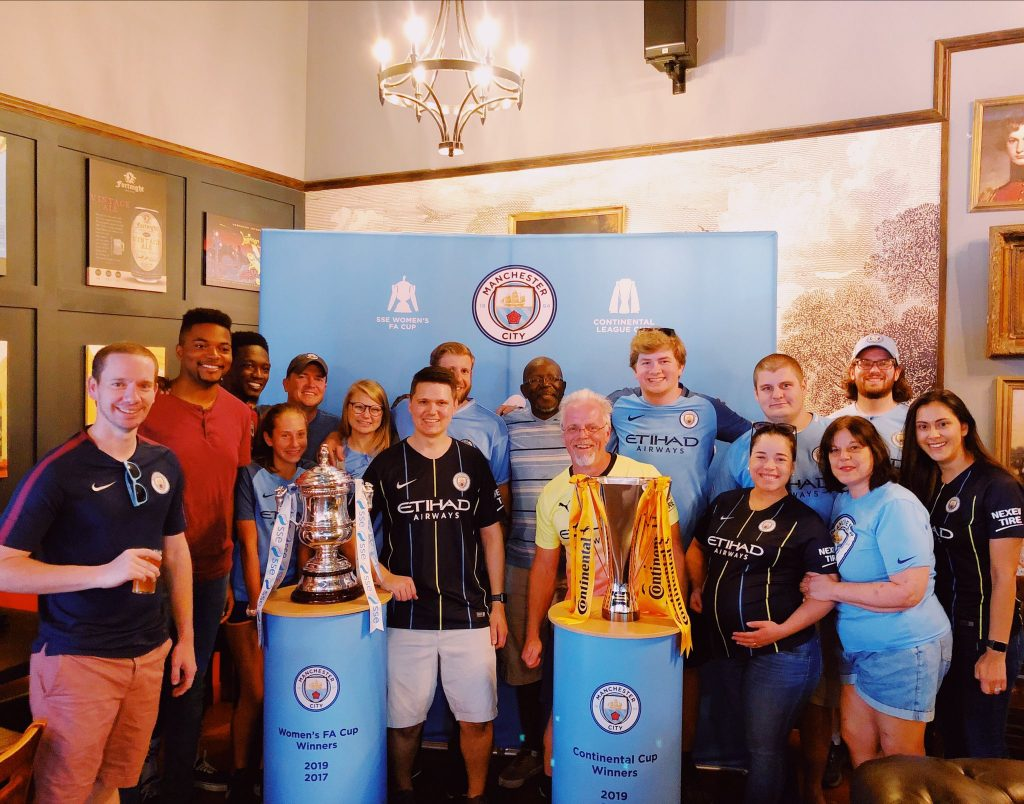 WEEKLY UPDATE: Manchester City Women Official Supporters' Club #16