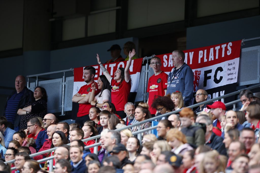 Manchester derby fan reaction – with Jack Morris