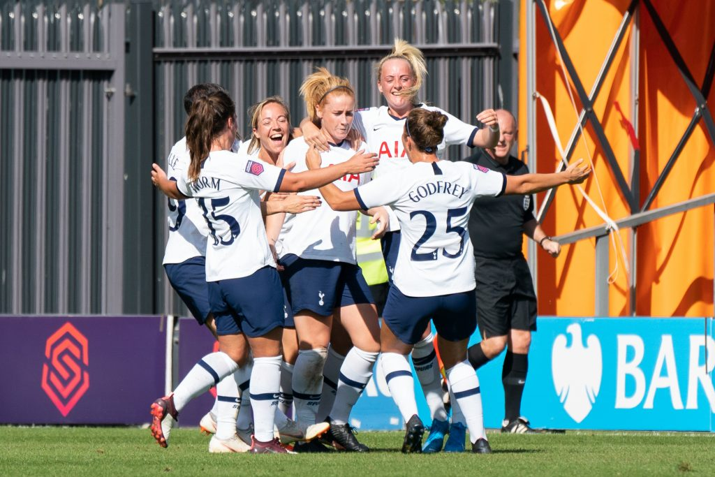 Fahey sees red as Tottenham Hotspur notch first top flight victory