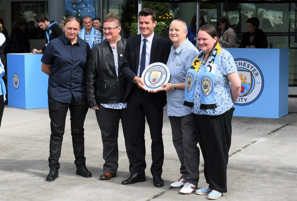 WEEKLY UPDATE: Manchester City Women Official Supporters' Club #19