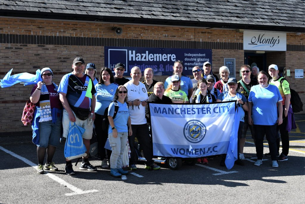 WEEKLY UPDATE: Manchester City Women Official Supporters' Club #20
