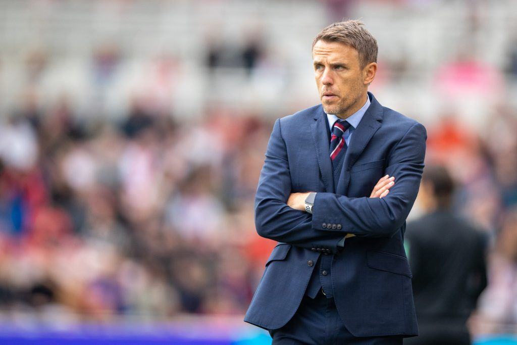 England boss Neville has no regrets over substitutions