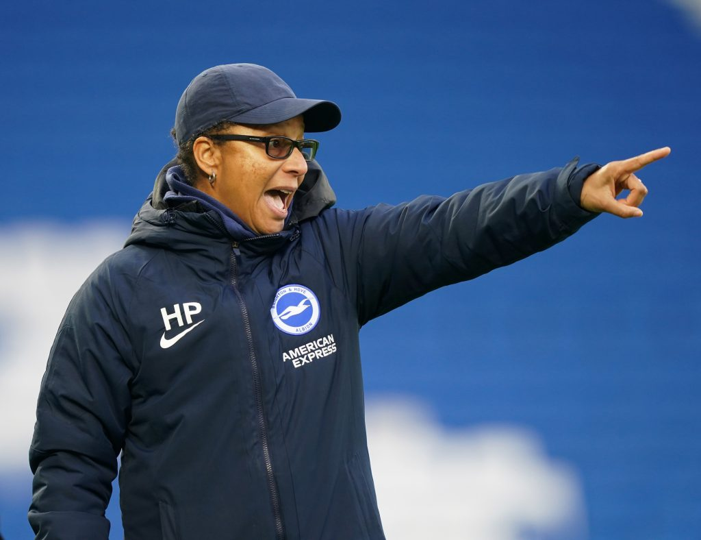 Brighton & Hove Albion boss Powell makes Finnish international her third summer signing