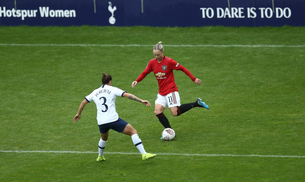 Manchester United player profile: Leah Galton – She never gives the ball away