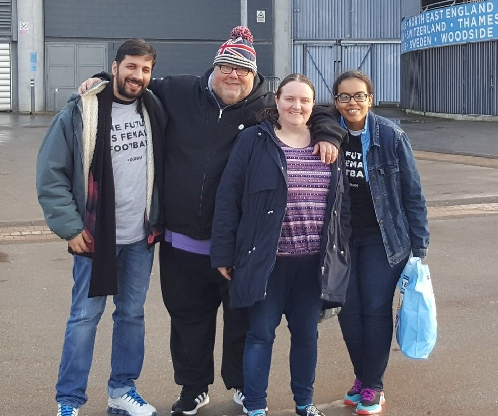 WEEKLY UPDATE: Manchester City Women Official Supporters' Club #34