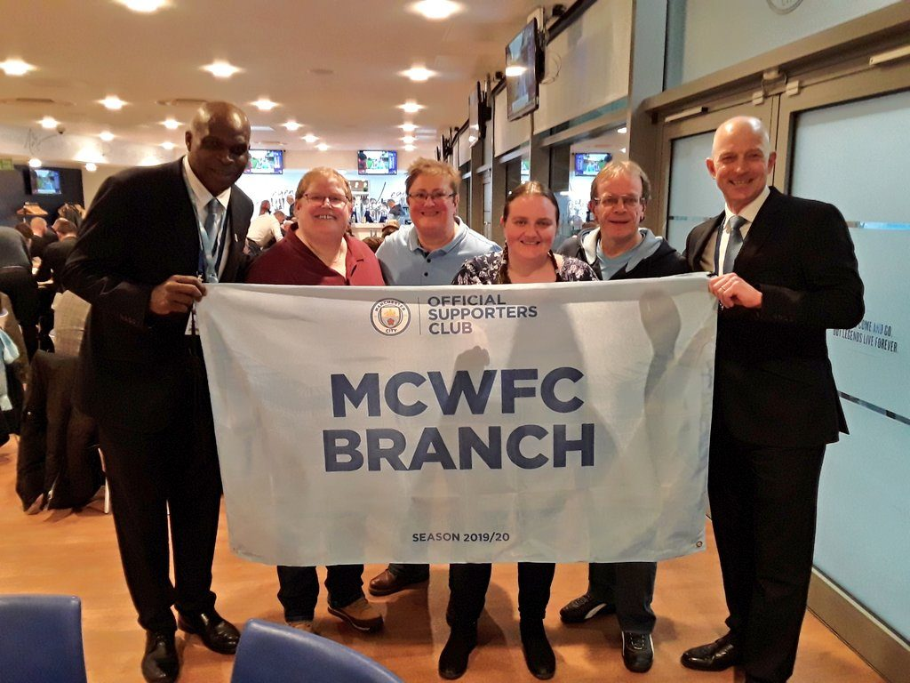 WEEKLY UPDATE: Manchester City Women Official Supporters' Club #31