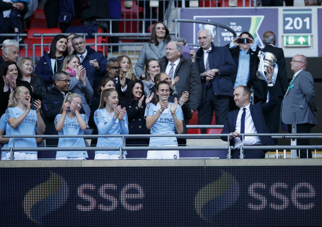 Nick Cushing – The Manchester City legacy