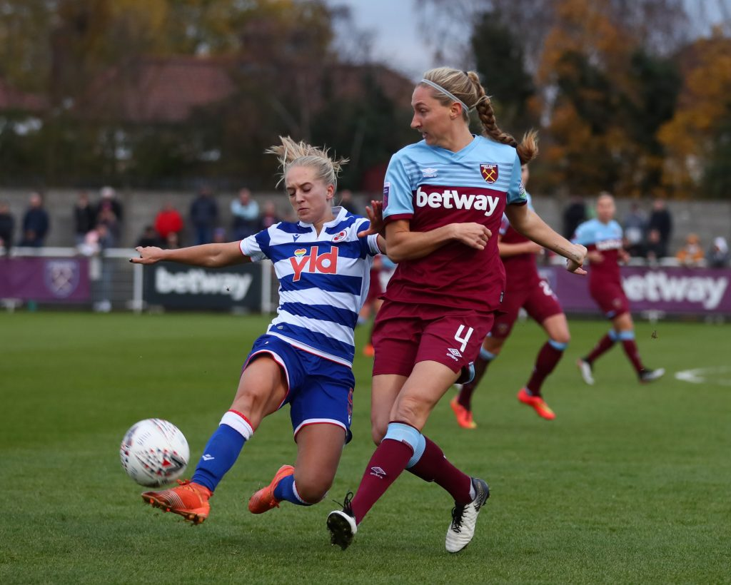 Former West Ham United defender one of six players waived by Washington Spirit