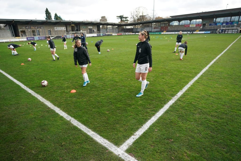 Quintet commit futures to London City Lionesses