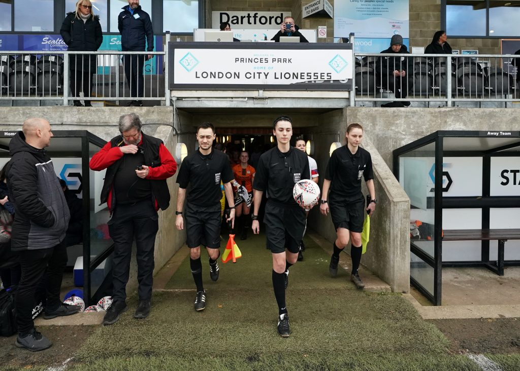 Trio of departures confirmed at London City Lionesses
