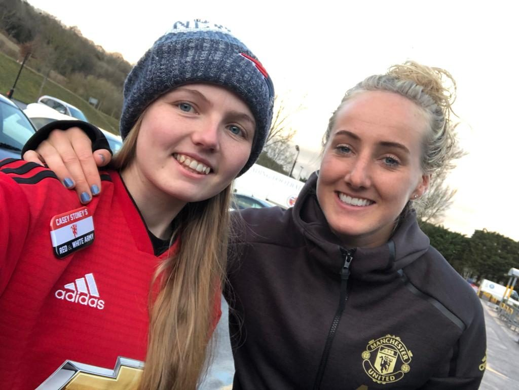 Meet the Manchester United Women's Barmy Army: The Ricketts