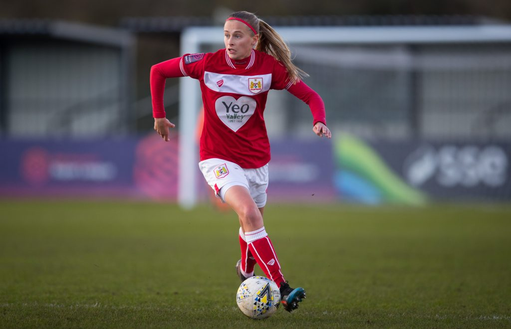 Former Bristol City defender set for UEFA Women's Champions League return