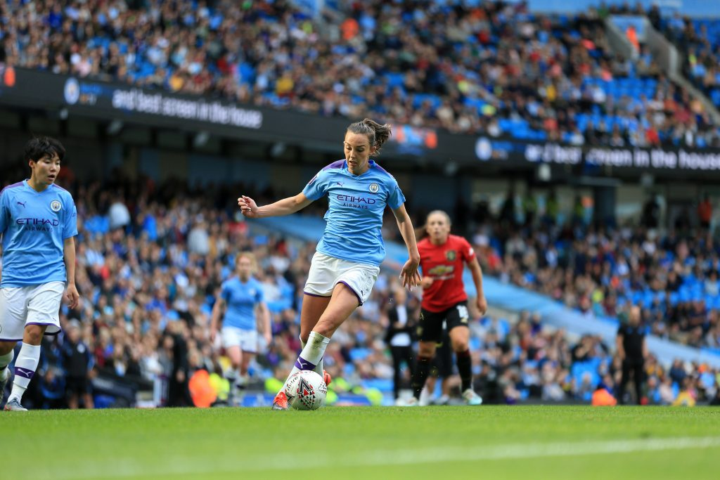 POLL: Weir's wonderstrike for Manchester City holds the FAWSL's best chance of Puskas award