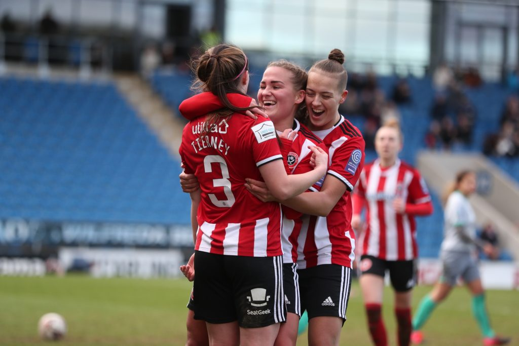 Blades keep the heat on in promotion race with victory over Blackburn Rovers