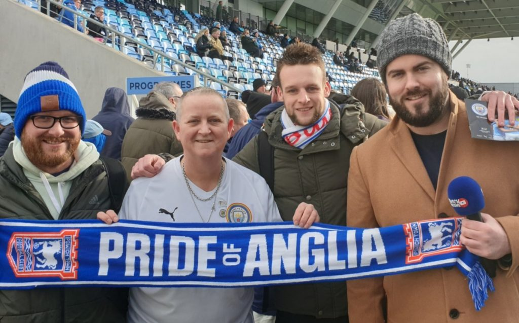 WEEKLY UPDATE: Manchester City Women Official Supporters' Club #42