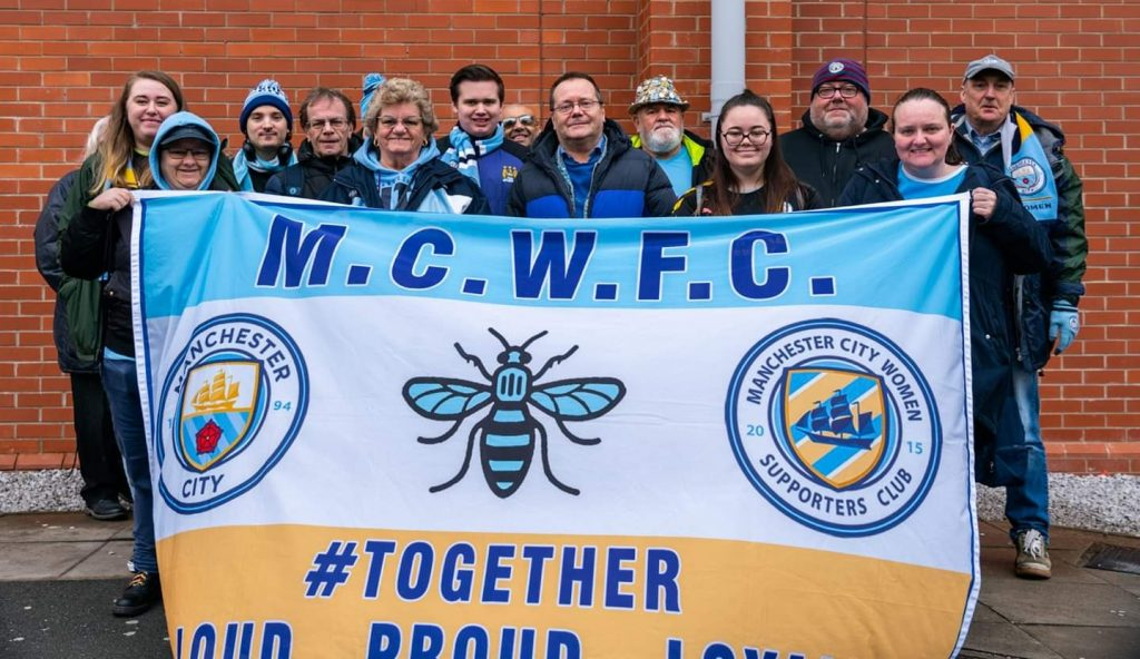 WEEKLY UPDATE: Manchester City Women Official Supporters' Club #41