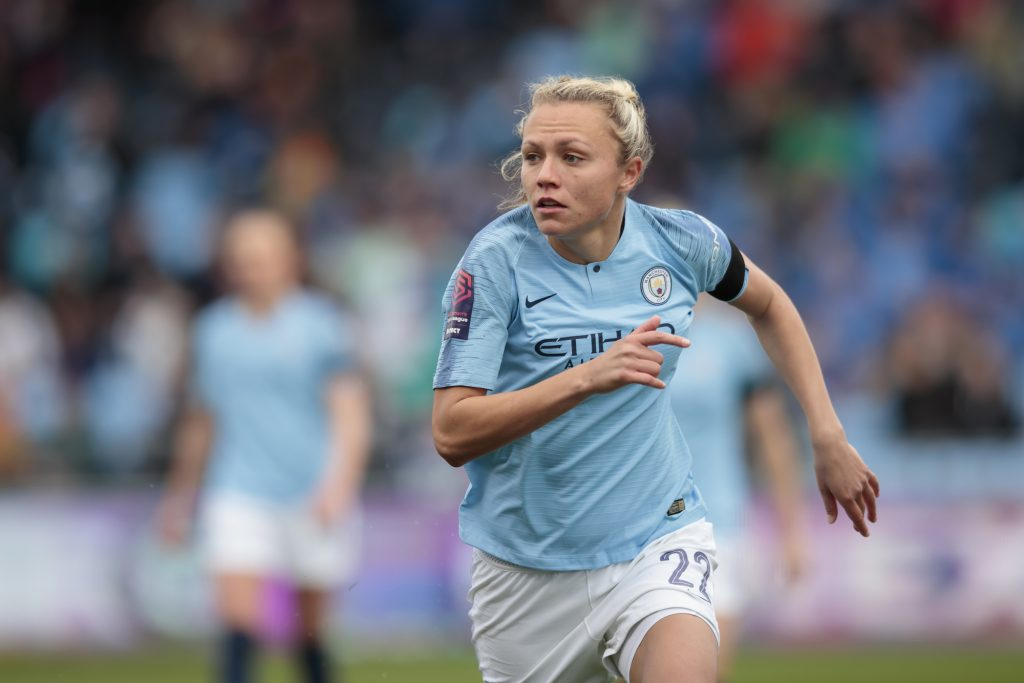 Former Arsenal and Manchester City stars become W-League winners