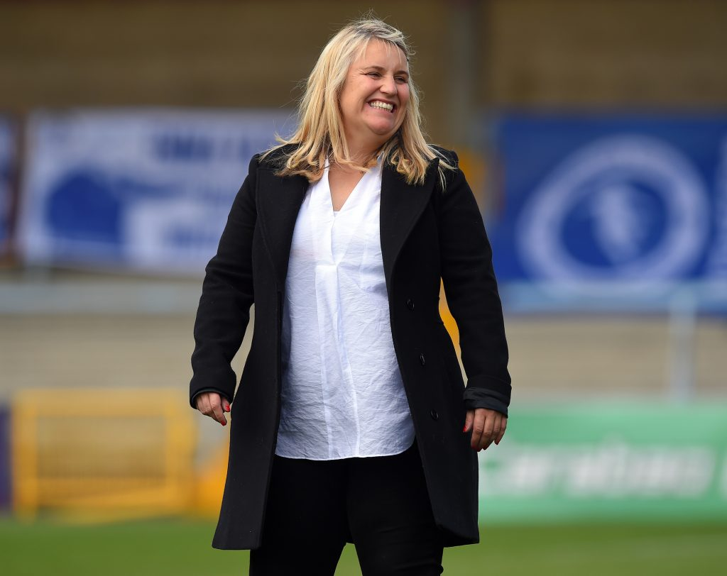 Chelsea boss Hayes beaten to Best FIFA Women's Coach Award by Wiegman