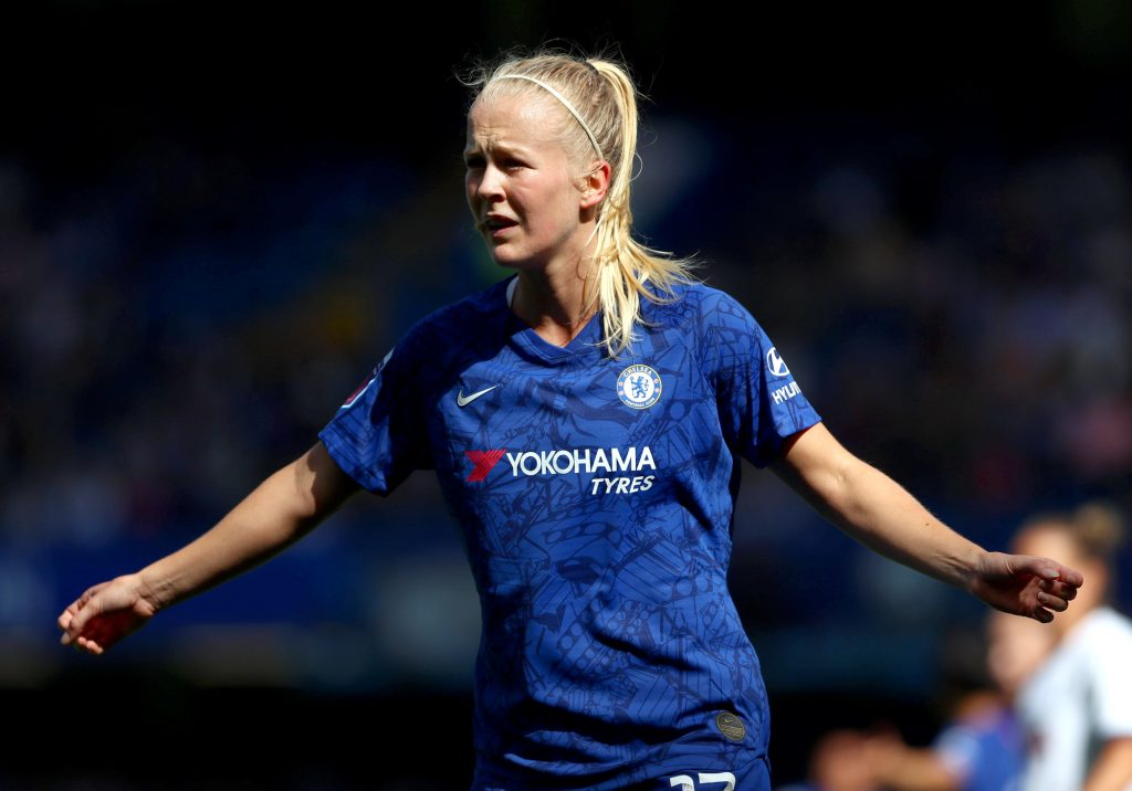 Injury prematurely ends international duty for Chelsea forward