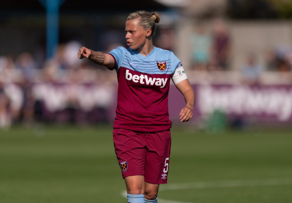 Super skipper – The numbers behind Hammers defender Flaherty's season so far