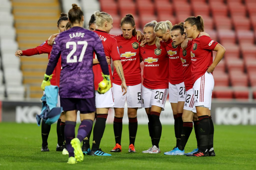 Manchester United in the FAWSL – The top five matches