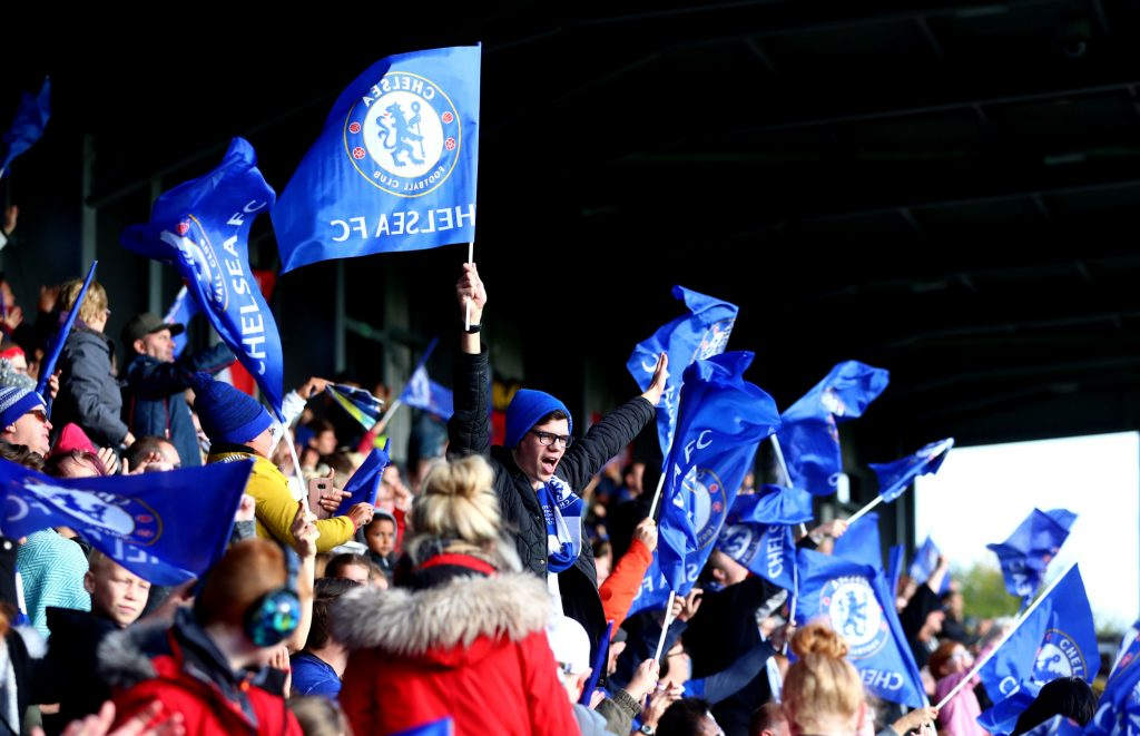 Chelsea's Kingsmeadow voted the favourite ground to visit in the FAWSL