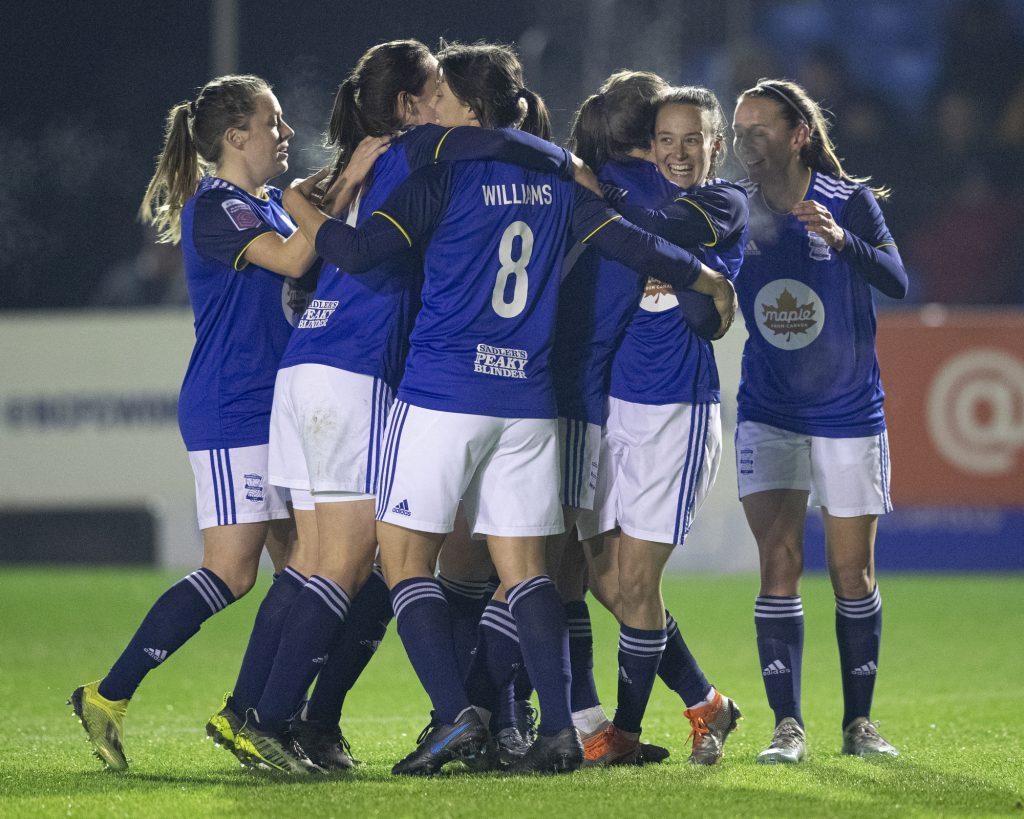 Scotland forward has a big role to play for Birmingham City