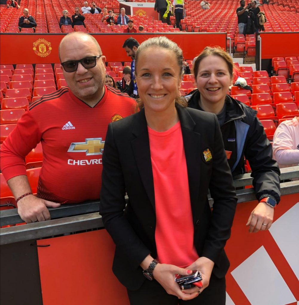 Meet the Manchester United Barmy Army: Deborah Henry