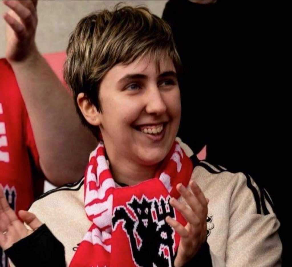 Meet the Manchester United Barmy Army: Zoe Hodges