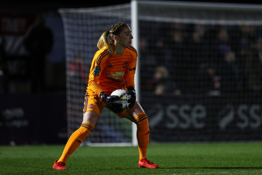 Goalkeeper's two-year Manchester United spell comes to an end