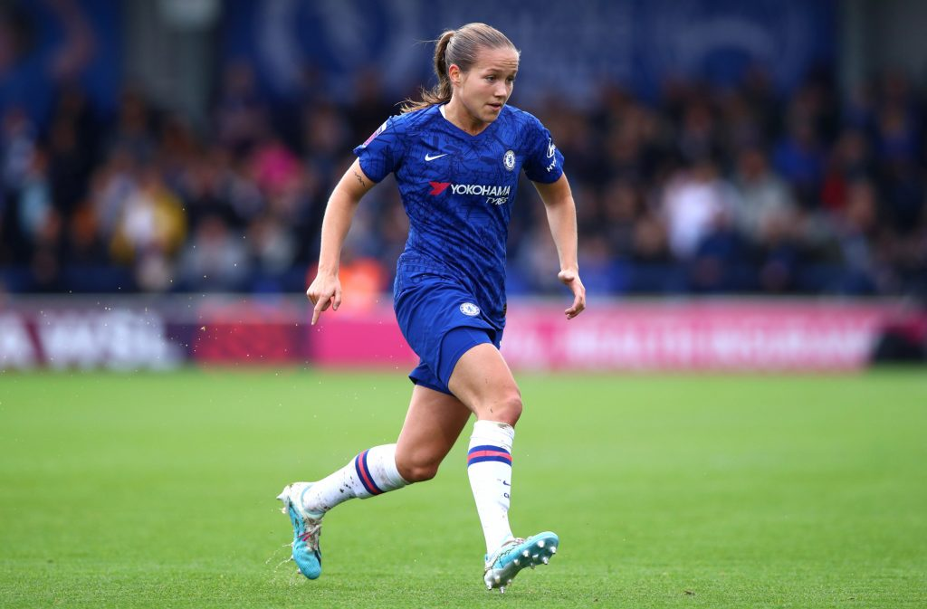 Chelsea trio called up to Norway squad for Belarus and Wales tests
