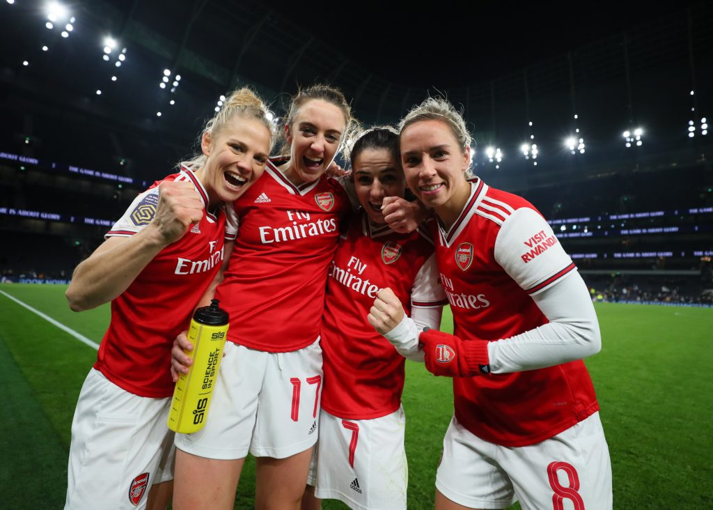 How Arsenal Women can capitalise on being the only English team left in Europe