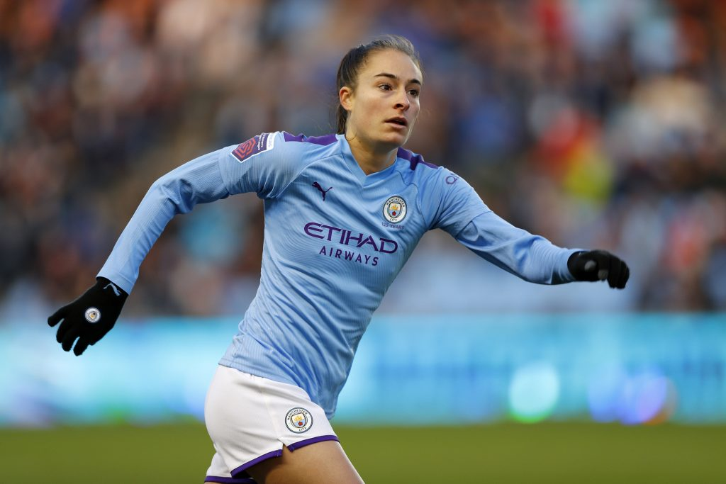 Manchester City striker's expected departure officially confirmed
