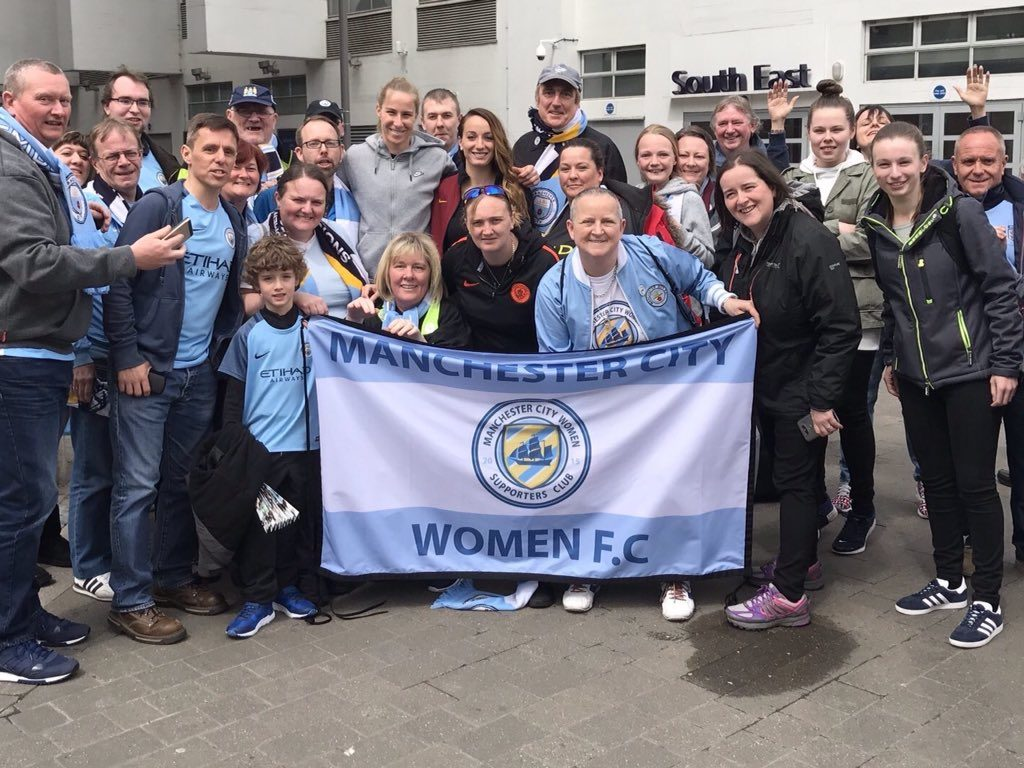 WEEKLY UPDATE: Manchester City Women Official Supporters' Club #49