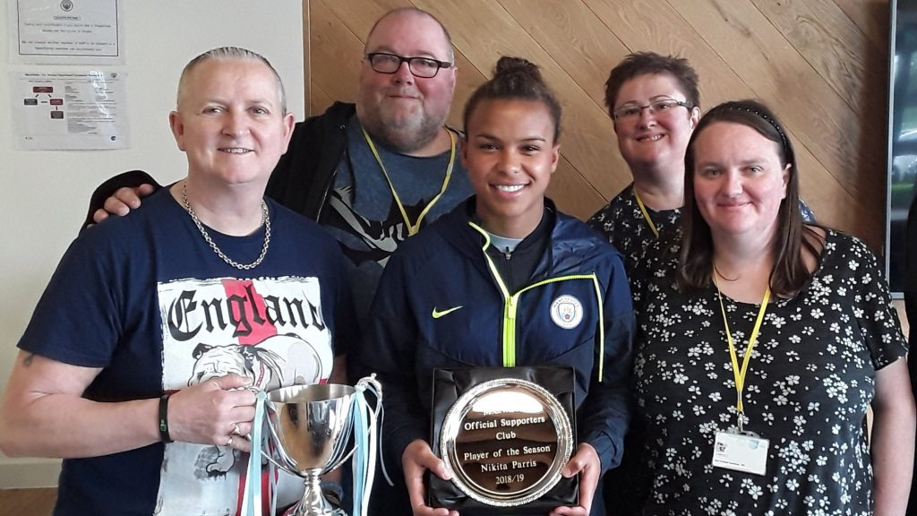 WEEKLY UPDATE: Manchester City Women Official Supporters' Club #52