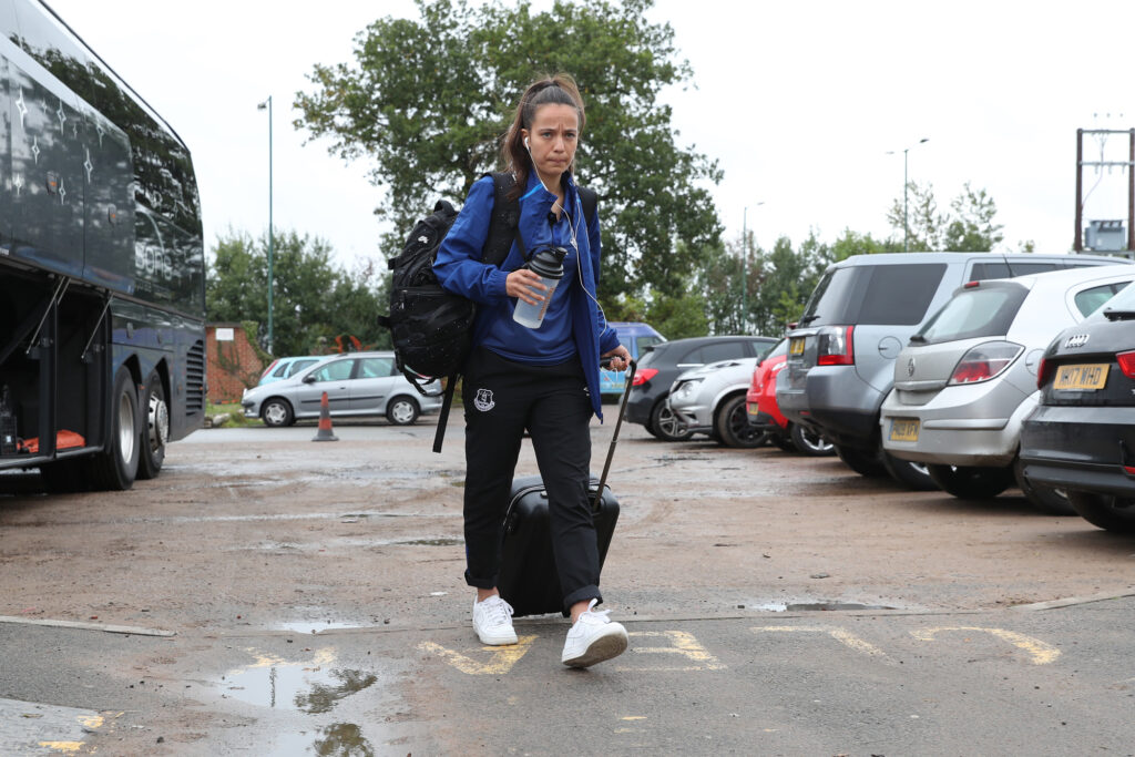 Dutch midfielder back on track following tough spell in FAWSL with Everton