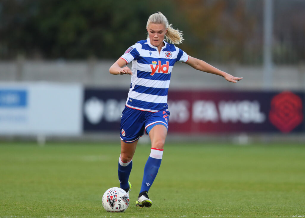 Reading's Norwegian defender Leine confirms departure